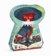 DJECO - SILHOUETTE PUZZLE - PUSS IN BOOTS