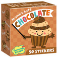 SWEET SCRATCH-AND-SNIFF STICKERS ON A ROLL - CHOCOLATE