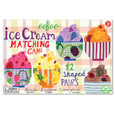 EEBOO - MATCHING GAME - ICE CREAM