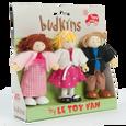 BUDKINS - FAMILY SET