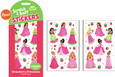 SCRATCH-AND-SNIFF STICKERS - STRAWBERRY PRINCESS