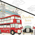 KAISERCRAFT - COLOURING BOOK - LONDON LOVE