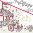 KAISERCRAFT - COLOURING BOOK - LITTLE PRINCESS