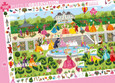 DJECO - OBSERVATION PUZZLE - GARDEN PARTY - 100PCS