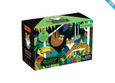 MUD PUPPY - GLOW PUZZLE - RAINFOREST