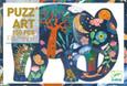 DJECO - GALLERY PUZZLE - ELEPHANT