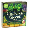 COOPERATIVE BOARD GAME - CAULDRON QUEST