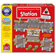 ORCHARD TOYS - GIANT FLOOR PUZZLE EXPANISON PACK - STATION
