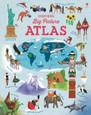 USBORNE - BIG PICTURE ATLAS