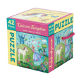 MUDPUPPY - 42 PIECE PUZZLE - UNICORN KINGDOM