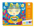 DJECO - GOUACHES ART BY NUMBERS - INDIA