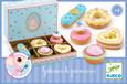 DJECO - PRINCESS CAKES
