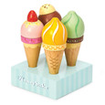 LE TOY VAN - HONEYBAKE - ICE CREAM SET