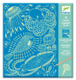 DJECO- SCRATCH CARDS - SEA LIFE