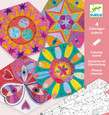 DJECO - COLOUR SURPRISE - CONSTELLATION MANDALAS