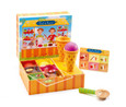 DJECO - PAUL & CERISE ICE-CREAM SET