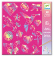 DJECO - SCRATCH CARDS - DIAMOND