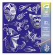 DJECO - SCRATCH CARDS - IRON