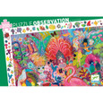 DJECO - OBSERVATION PUZZLE - RIO CARNAVAL
