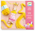DJECO - FRENCH KNITTING SET - PRINCESS