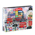 GALISON - 1000PC JIGSAW PUZZLE - LONDON