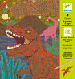 DJECO - SCRATCH CARDS - WHEN DINOSAURS REIGNED