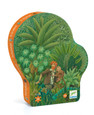 DJECO - SILHOUETTE PUZZLE - THE JUNGLE