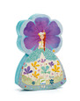 DJECO - SILHOUETTE 36PC PUZZLE - THE PRINCESS OF SPRING