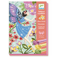 DJECO - GLITTER BOARDS - THE GENTLE LIFE OF FAIRIES
