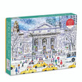 GALISON - 1000PC JIGSAW PUZZLE BY MICHAEL STORRINGS - NEW YORK PUBLIC LIBRARY