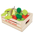 LE TOY VAN - HONEYBAKE MARKET - APPLES & PEARS IN A CRATE