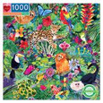 EEBOO - AMAZON RAINFOREST - 1000PC PUZZLE