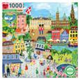 EEBOO - COPENHAGEN - 1000PC PUZZLE