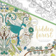 KAISERCRAFT - COLOURING BOOK - HIDDEN FOREST