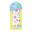 SCRATCH-AND-SNIFF STICKERS - CONFETTI CAKE