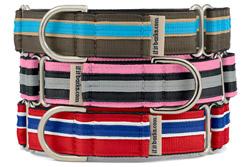 Original Stripe Martingale Collars