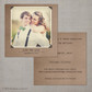 vintage save the date cards, save the date cards, vintage save the date cards for weddings, vintage style save the date cards