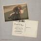 Sierra - 4x6 Vintage Photo Save the Date Postcard card