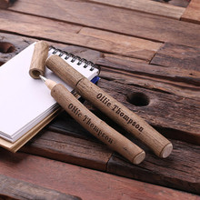 Groomsmen Bridesmaid Gift Wood Pen