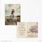 Post card wedding invitation, postcard wedding invite