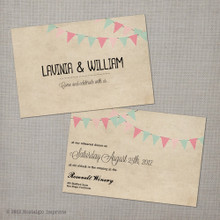 Join Us - 4x6 Wedding Rehearsal Dinner Invitation