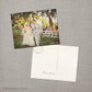 Samara - 4.25x5.5 Vintage Wedding Thank You Postcard