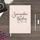 wedding guest book guestbook signature sign in book