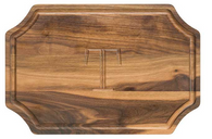 Selwood Walnut 12x18 Personalized Cutting Board