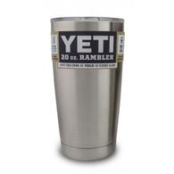 Yeti 20 oz Rambler Tumbler