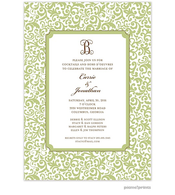 Devereaux Celery Invitation