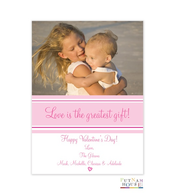 Greatest Gift Valentine Digital Photo Card