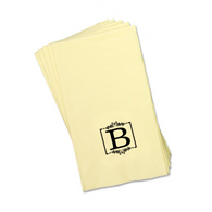 3-Ply Solid Guest Towels