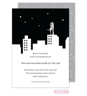 City Silhouette Invitation