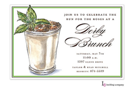 Fresh Julep Invitation